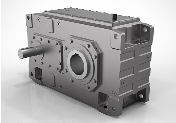 Basic Type of P (H) Series Helical Gearbox