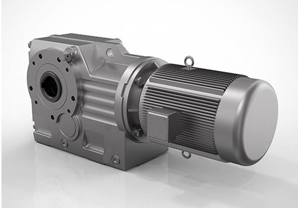 K Series Bevel Helical Gear Motor