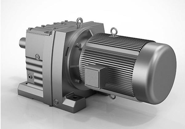 R Series Helical Gear Motor